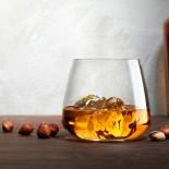 Ποτήρια Ουίσκι Mirage 400 ml Σετ των 4 Nude Glass