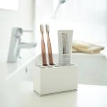 Θήκη για Οδοντόβουρτσες Mist Λευκό Yamazaki