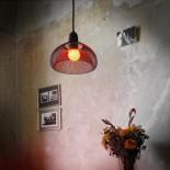 Φωτιστικό Οροφής Moiré 20εκ. (Μαύρο) - The Fundamental Group