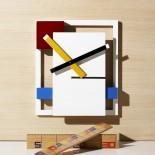 Ρολόι Τοίχου De Stijl - MoMA