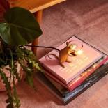 Φωτιστικό Mouse Sitting Mac-Gold Seletti