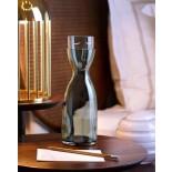 Κρυστάλλινη Καράφα με Ποτήρι Mr. & Mrs. Night Tall Πράσινο Nude Glass