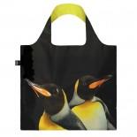 Τσάντα Shopping National Geographic King Penguins Loqi
