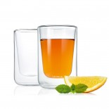 Ποτήρια Cappuccino 250 ml NERO Σετ των 2 Blomus