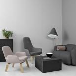 Πολυθρόνα Era Lounge (Ξύλο) - Normann Copenhagen