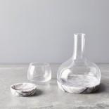 Ποτήρι Ουίσκι Chill με Μαρμάρινη Βάση - Nude Glass