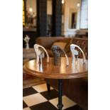 Ανοιχτήρι Κρασιού με Μοχλό Oeno Motion® Wood & Chrome L' Atelier du Vin