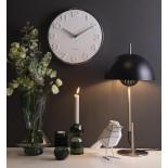 Διακοσμητικό Γλυπτό Origami Bird Large Λευκό / Μαύρο Present Time