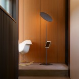 Circa Φωτιστικό Δαπέδου LED (Γκρι) - Pablo Designs