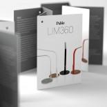 LIM360 Φωτιστικό Γραφείου LED (Αλουμίνιο) - Pablo Designs