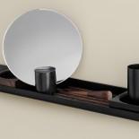 Επιτραπέζιος Καθρέφτης Pesa Μαύρο Μάρμαρο Blomus