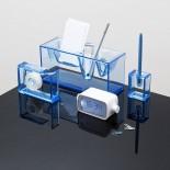 Στυλό με Βάση Peter Pen Μπλε Lexon