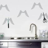 Μαγνητική Βάση Mαχαιριών Petits Anges (σετ των 5) - Domestic