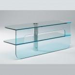 Γυάλινο Έπιπλο Τηλεόρασης Plasmatik by Karim Rashid - Tonelli Design