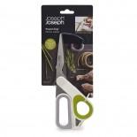 Ψαλίδι Κουζίνας 22.4 εκ. PowerGrip (Λευκό / Πράσινο) - Joseph Joseph