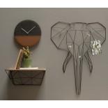 Linea Elephant Διακοσμητικός Πίνακας Ανακοινώσεων - Present Time