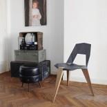 Καρέκλα Pythagoras με Δρύινα Πόδια- Sander Mulder