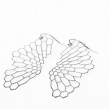 Σκουλαρίκια Radiolaria (Ατσάλι) - Nervous System