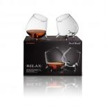 Ποτήρια Κονιάκ Relax (Σετ των 2) - Final Touch