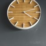 Ρολόι Τοίχου Rin (Λευκό) - Yamazaki