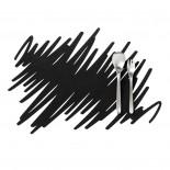 Σουπλά Σιλικόνης Scratch ΜοΜΑ