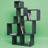 Συναρμολογούμενη Βιβλιοθήκη Assemblage (Ανθρακί) - Seletti