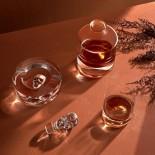 Κρυστάλλινο Σταχτοδοχείο για Πούρα Shade Nude Glass