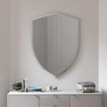 Καθρέφτης Τοίχου Shield 80 x 57 εκ. Umbra