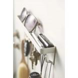 Μαγνητική Κλειδοθήκη με Ραφάκι Smart Λευκό Yamazaki