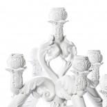 Κηροπήγιο The Life Logic Giant Burlesque (Λευκό) - Seletti