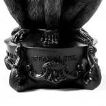 Μεγάλο Κηροπήγιο The No Evil Monkeys Burlesque (Μαύρο) - Seletti