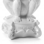 Μεγάλο Κηροπήγιο The No Evil Monkeys Burlesque (Λευκό) - Seletti