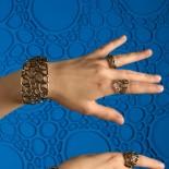 Δαχτυλίδι Thin Ring - Nervous System