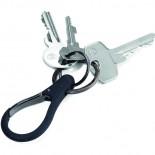 Μπρελόκ Κλειδιών με 2 Κρίκους & Κλιπ Ασφαλείας TIMES THREE της Troika