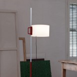 Επιδαπέδιο Φωτιστικό TMC - Santa & Cole