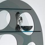 Βιτρίνα Lotus by Karim Rashid - Tonelli Design