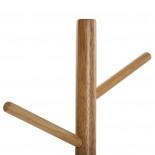 Καλόγερος Ρούχων Tree Μέταλο Ξύλο Versa