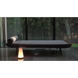 UMA Φορητό Φωτιστικό LED με Ηχείο Bluetooth Ασημί / Λευκό Pablo Designs
