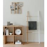 Πολυκορνίζα Τοίχου Edge Multi Wall (Φυσικό Ξύλο) - Umbra
