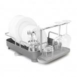 Στεγνωτήριο Πιάτων / Πιατοθήκη Holster (Γκρι) - Umbra
