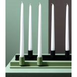 Κηροπήγιο Rail για 3 Κεριά Ρυθμιζόμενο (Μαύρο) - Umbra Shift