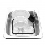 Στεγνωτήριο Πιάτων / Πιατοθήκη Sinkin (Μαύρο) - Umbra
