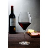 Ποτήρια Κόκκινου Κρασιού Vinifera 790 ml Σετ των 6 Nude Glass