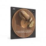 Επιφάνεια Κοπής & Σερβιρίσματος Vinyl Record Μπαμπού