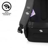 Αντικλεπτικό Σακίδιο Bobby Pro (Μαύρο) - XD Design