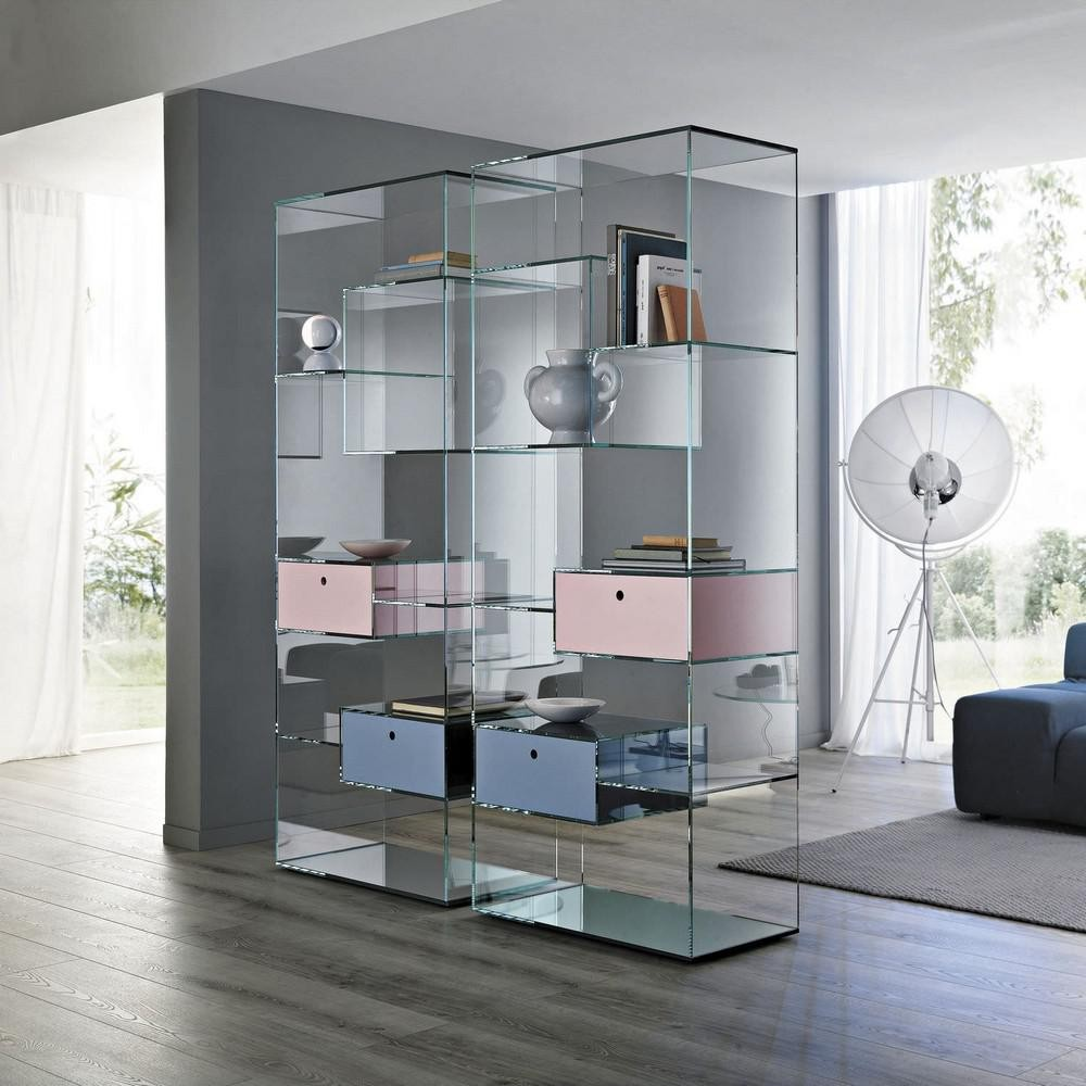 Liber A Glass Display Unit Tonelli Design Design Is This