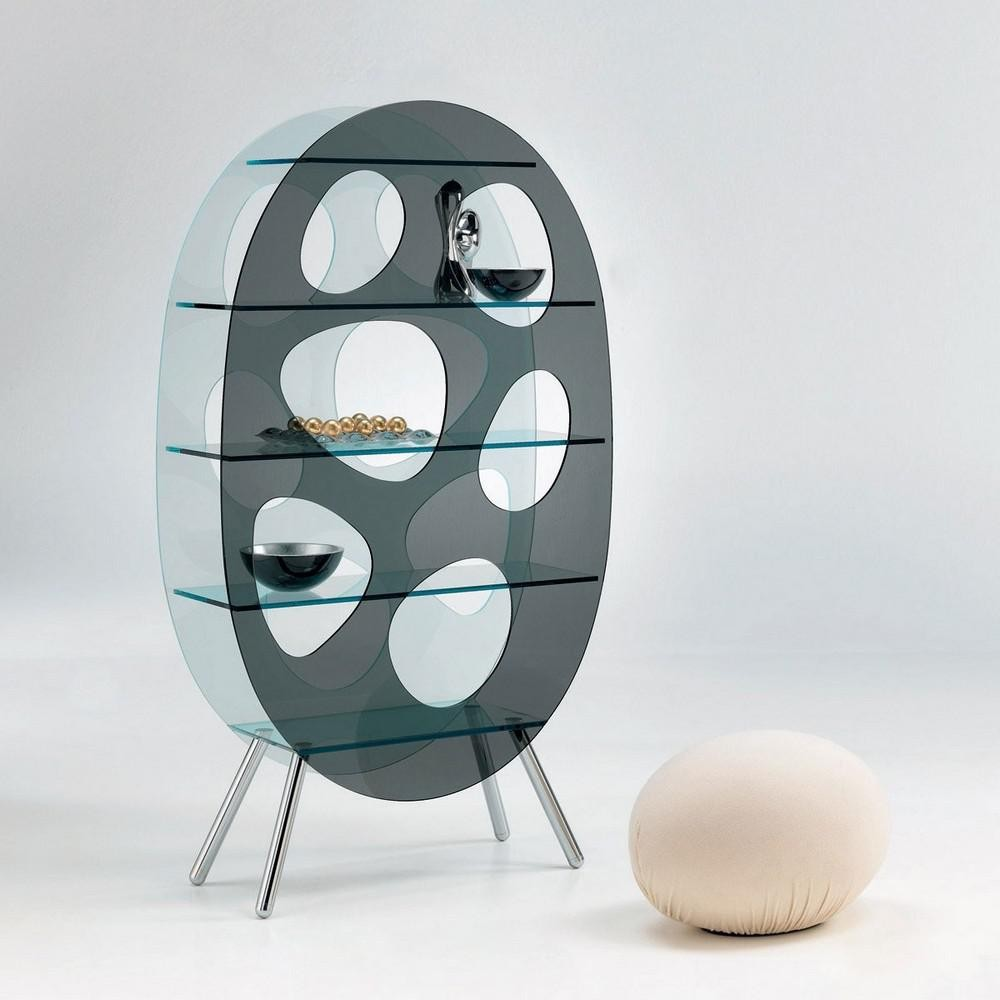 lotus display unit by karim rashid design is this. Black Bedroom Furniture Sets. Home Design Ideas