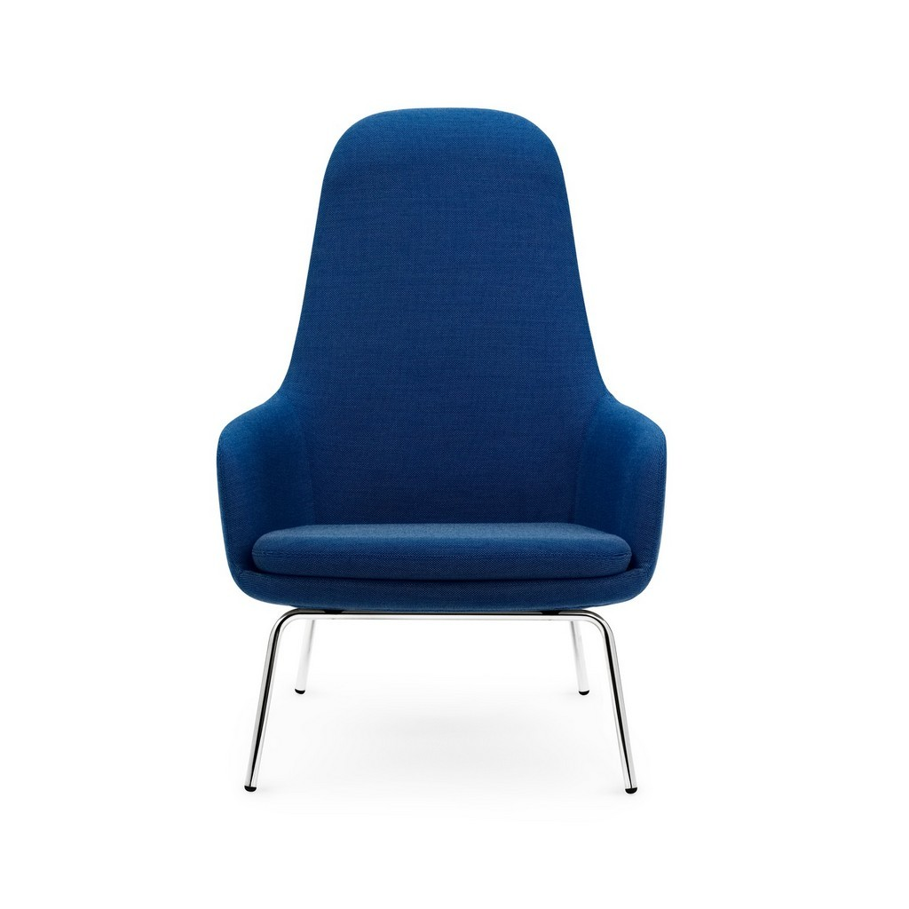 Era Lounge Chair High Metal Normann Copenhagen Design