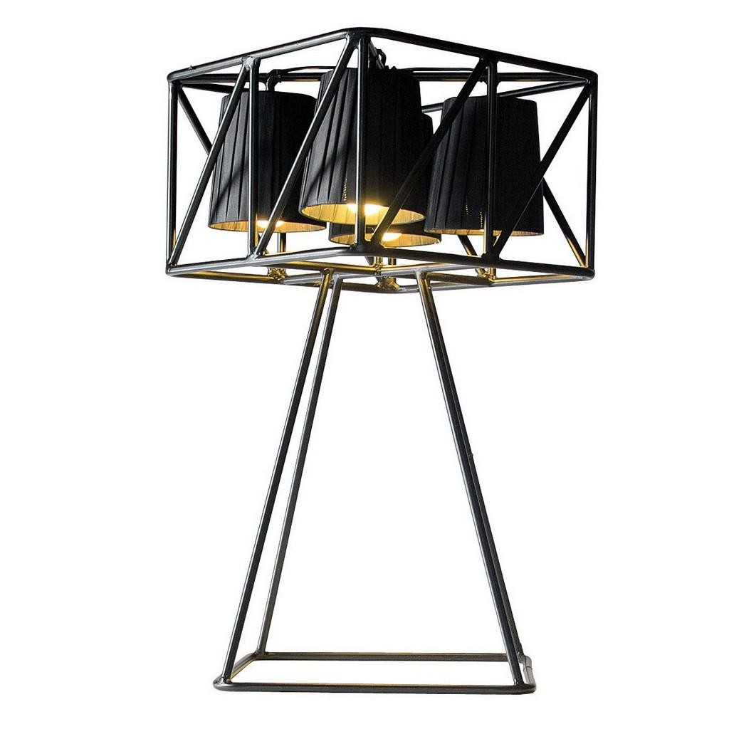 multilamp table lamp seletti design is this. Black Bedroom Furniture Sets. Home Design Ideas