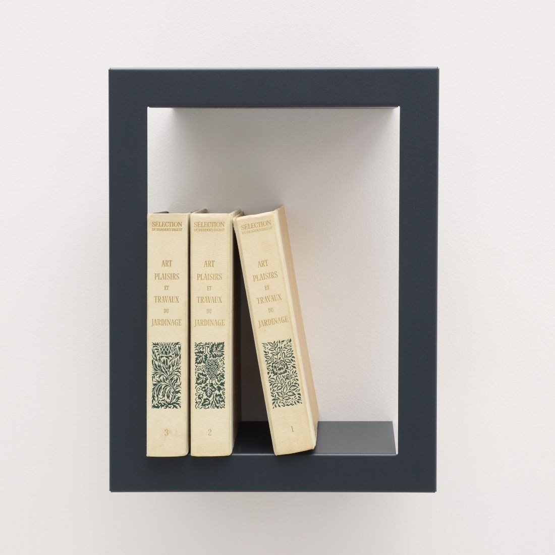 framed wall shelf bighigh presse citron design is this. Black Bedroom Furniture Sets. Home Design Ideas